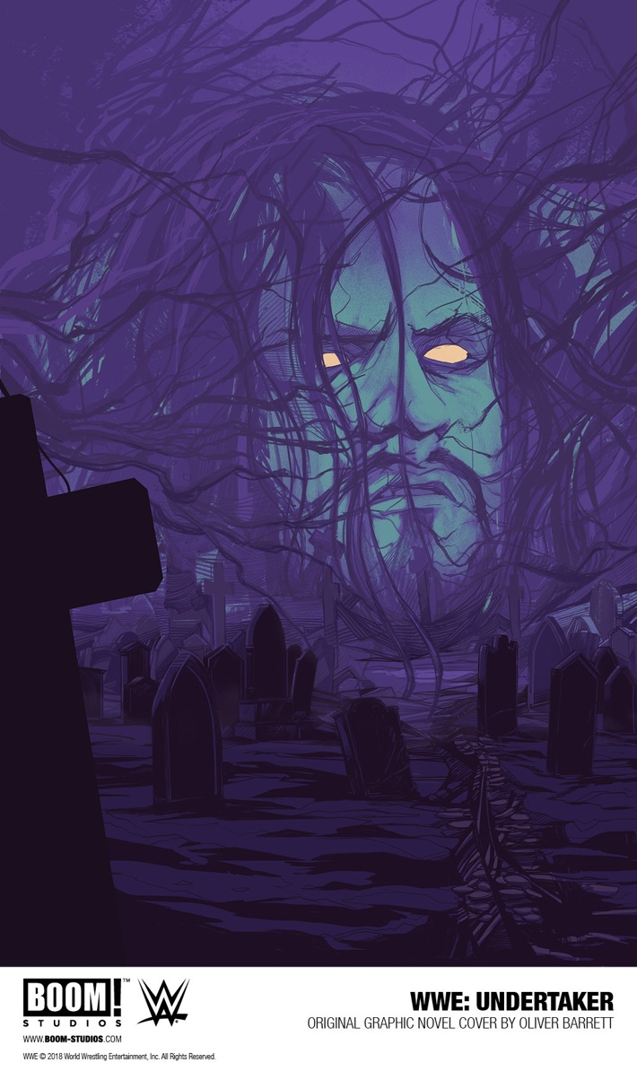 60be1182-bc51-4f58-b2df-f00d9f3423f1 The Undertaker's untold WWE story to be revealed by BOOM! Studios
