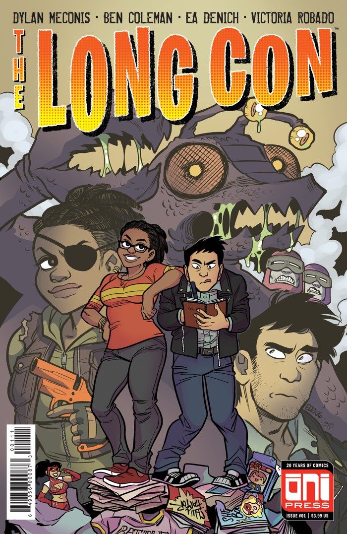 61c613c8-40e3-4c85-9847-2c3ff13c8ed8 New nerdy post-apocalyptic series THE LONG CON arrives in July