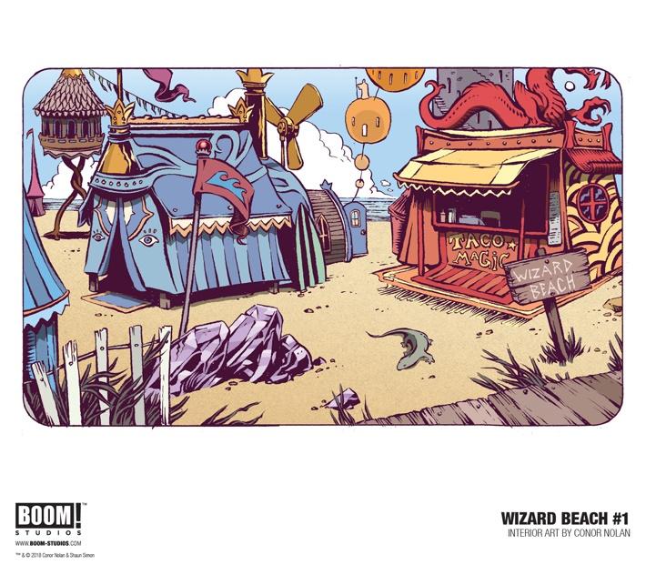 83185a6d-f373-4915-ac4a-06c45dc1a97a Discover there's more to the shore in WIZARD BEACH