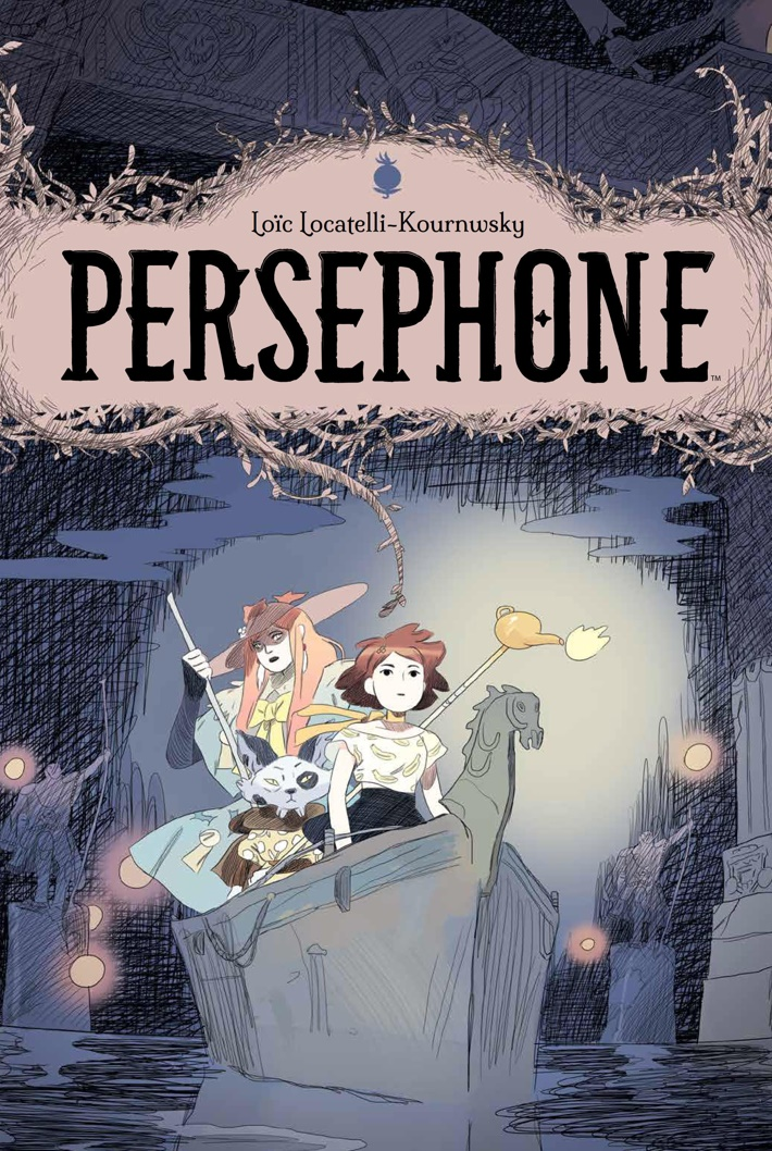 96e21f70-ac25-4b7d-85b2-621eb2cf3c08 Archaia Summer Reading continues with a look at PERSEPHONE