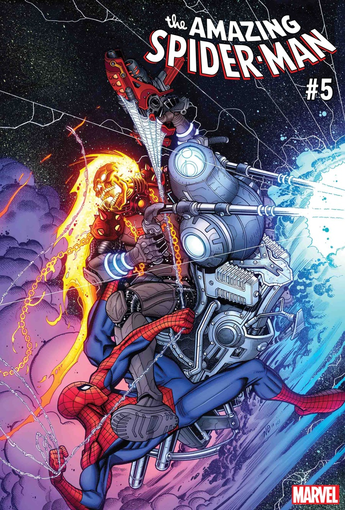 ASM005_BRADSHAW_CGR_VAR COSMIC GHOST RIDER races to the top with September variant covers