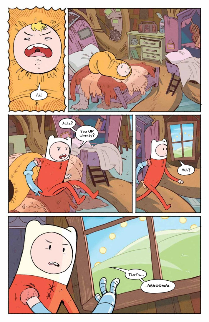 AT_BeginningOfTheEnd_2 First Look at BOOM! Studios' ADVENTURE TIME BEGINNING OF THE END #1