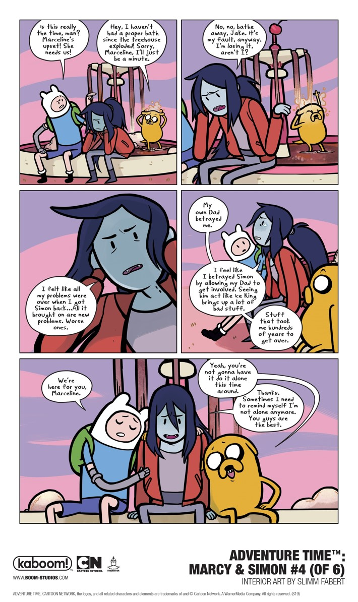 AT_MarcySimon_004_Interiors_005_PROMO First Look at BOOM! Studios' ADVENTURE TIME MARCY AND SIMON #4