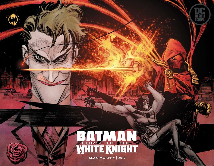 BMJKWK2_promo_5bad072f791c47.24309347 Sean Murphy's Batman series continues with CURSE OF THE WHITE KNIGHT