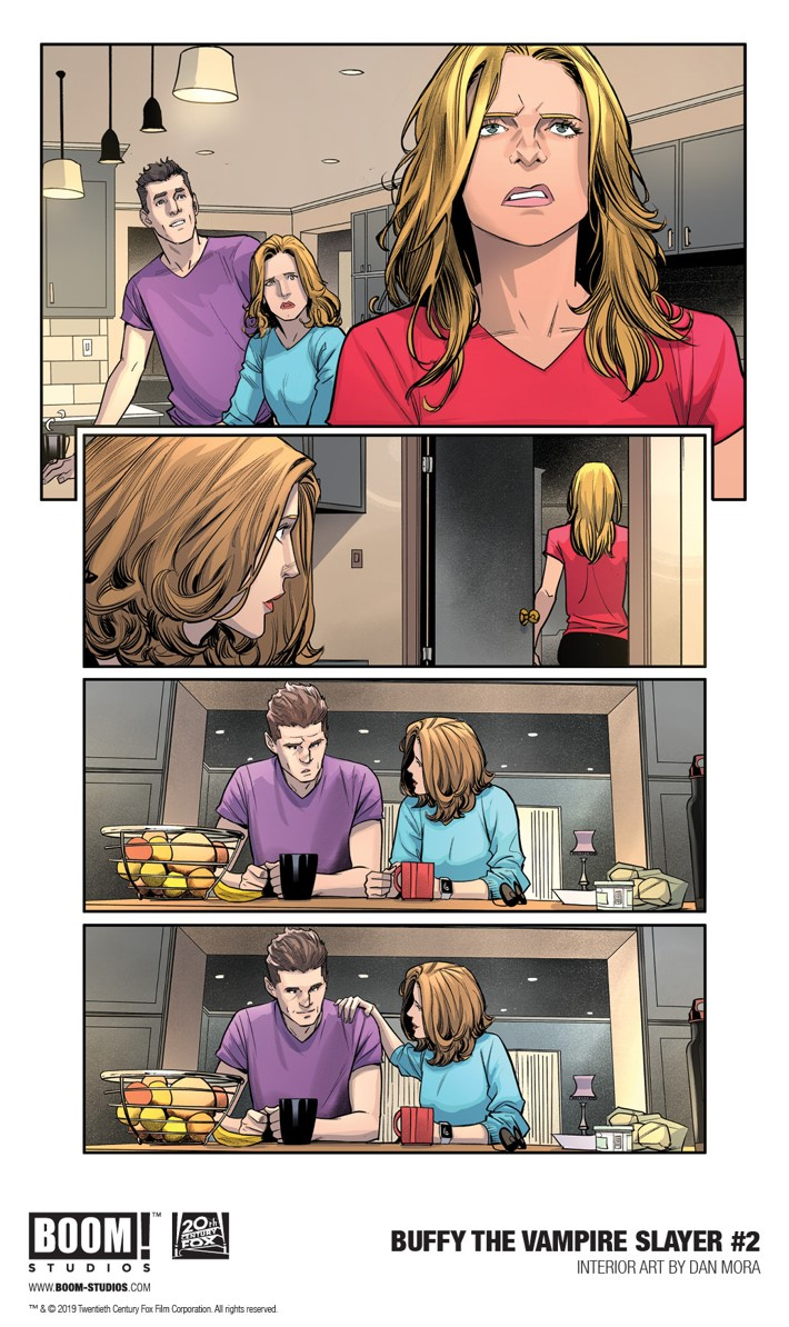 Buffy_002_InteriorArt_005_PROMO First Look at BOOM! Studios' BUFFY THE VAMPIRE SLAYER #2
