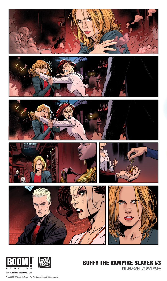 Buffy_003_InteriorArt_003_PROMO First Look at BOOM! Studios' BUFFY THE VAMPIRE SLAYER #3