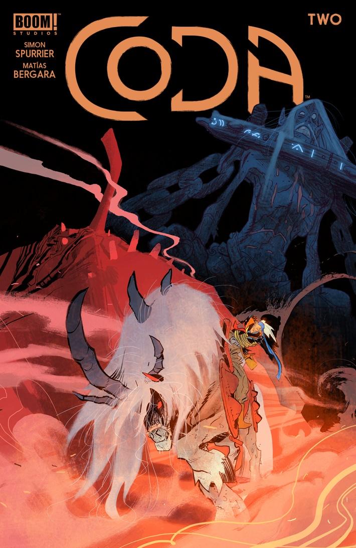 Coda_002_Cover_Main First Look at BOOM! Studios' CODA #2