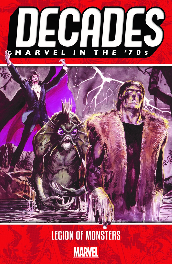 DECADES_70s_Final MARVEL DECADES Collections celebrate 80 years of Marvel Comics