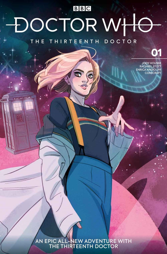 Fall Wallpaper Road Titan Reveals Doctor Who The Thirteenth Doctor Variant Covers