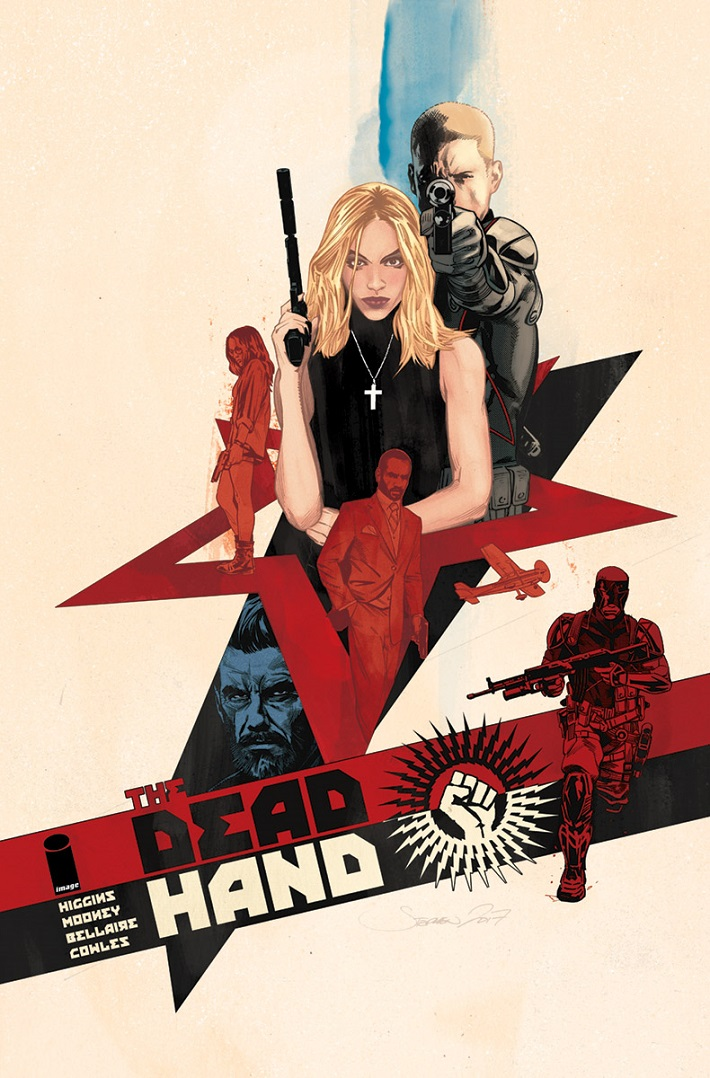 DeadHand-vol1_cvr Explore the aftermath of the Cold War in THE DEAD HAND VOLUME 1