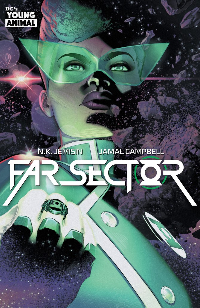 FAR-SECTOR-1_CV DC's Young Animal returns this July with three new series