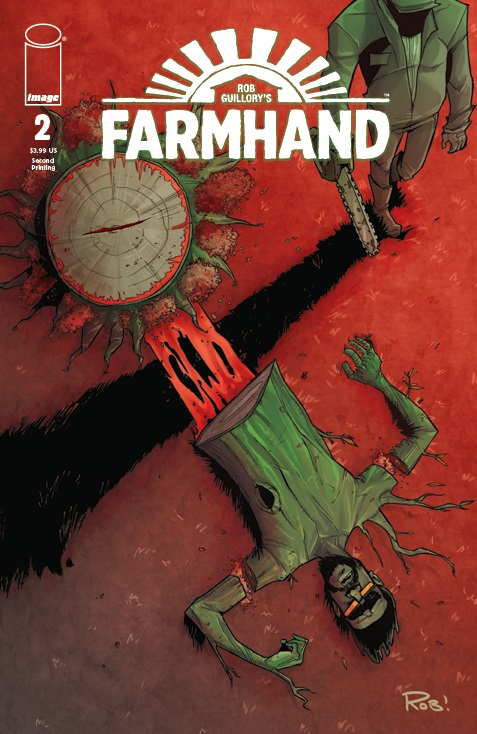 Farmhand02-2ndpr-cover FARMHAND #2 breaks new ground with a second printing