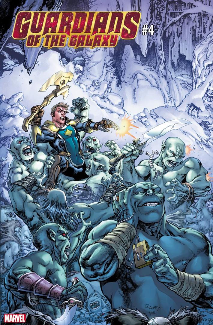 GARGAL2019004_Raney_Asgardian-var WAR OF THE REALMS to feature Asgardian warrior variants
