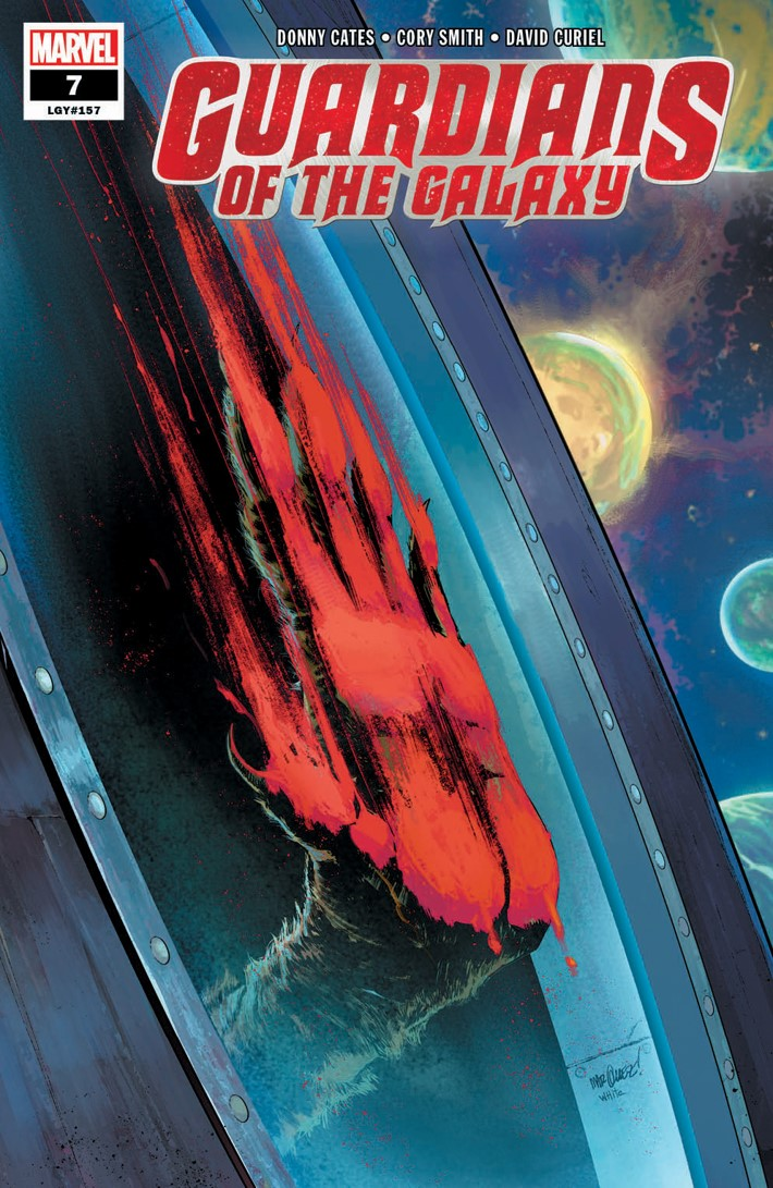 GARGAL2019007_DC11 Marvel Pull List reveals select July solicitations