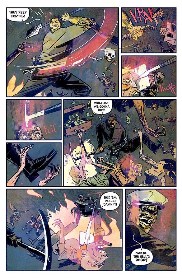 GravediggersUnion01-10_(1) ComicList Previews: THE GRAVEDIGGERS UNION VOLUME 1 TP