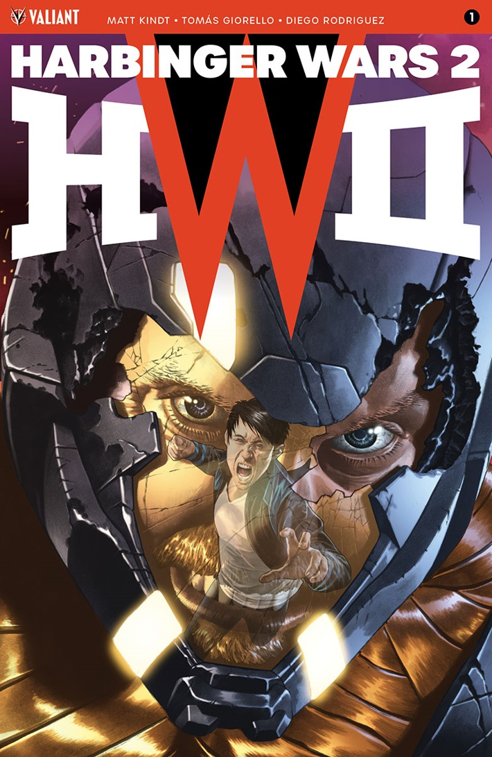 HW2_001_COVER-B_SUAYAN Second Look at Valiant Entertainment's HARBINGER WARS 2 #1
