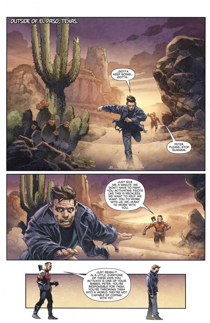 HW2_002_001 Second Look at Valiant Entertainment's HARBINGER WARS 2 #2
