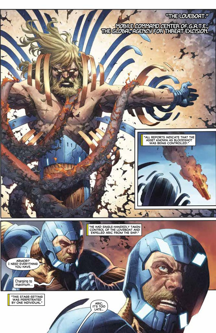HW2_004_001 First Look at Valiant Entertainment's HARBINGER WARS 2 #4
