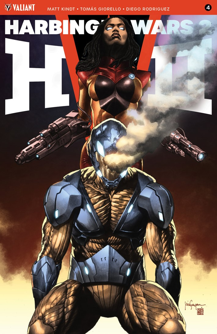 HW2_004_COVER-B_SUAYAN The final battle commences in HARBINGER WARS 2 #4