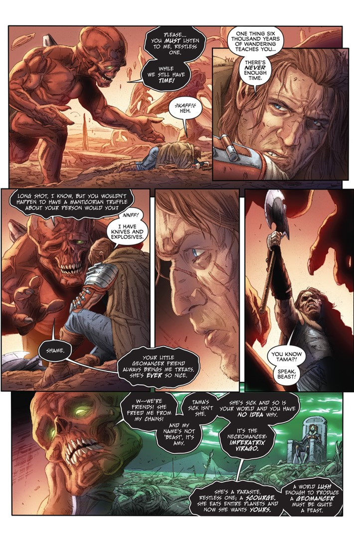 INCURSION2_PREVIEW_4 First Look at Valiant Entertainment's INCURSION #2