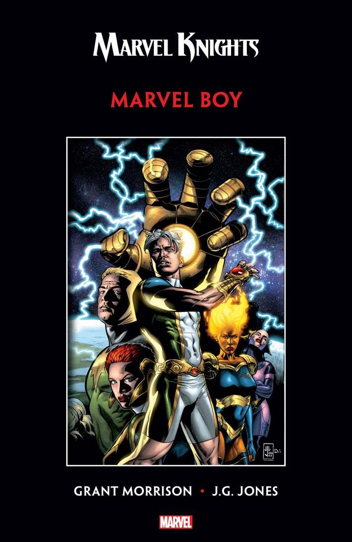 MK20_MARVELBOY Marvel Knights 20th Anniversary Trade Program details released