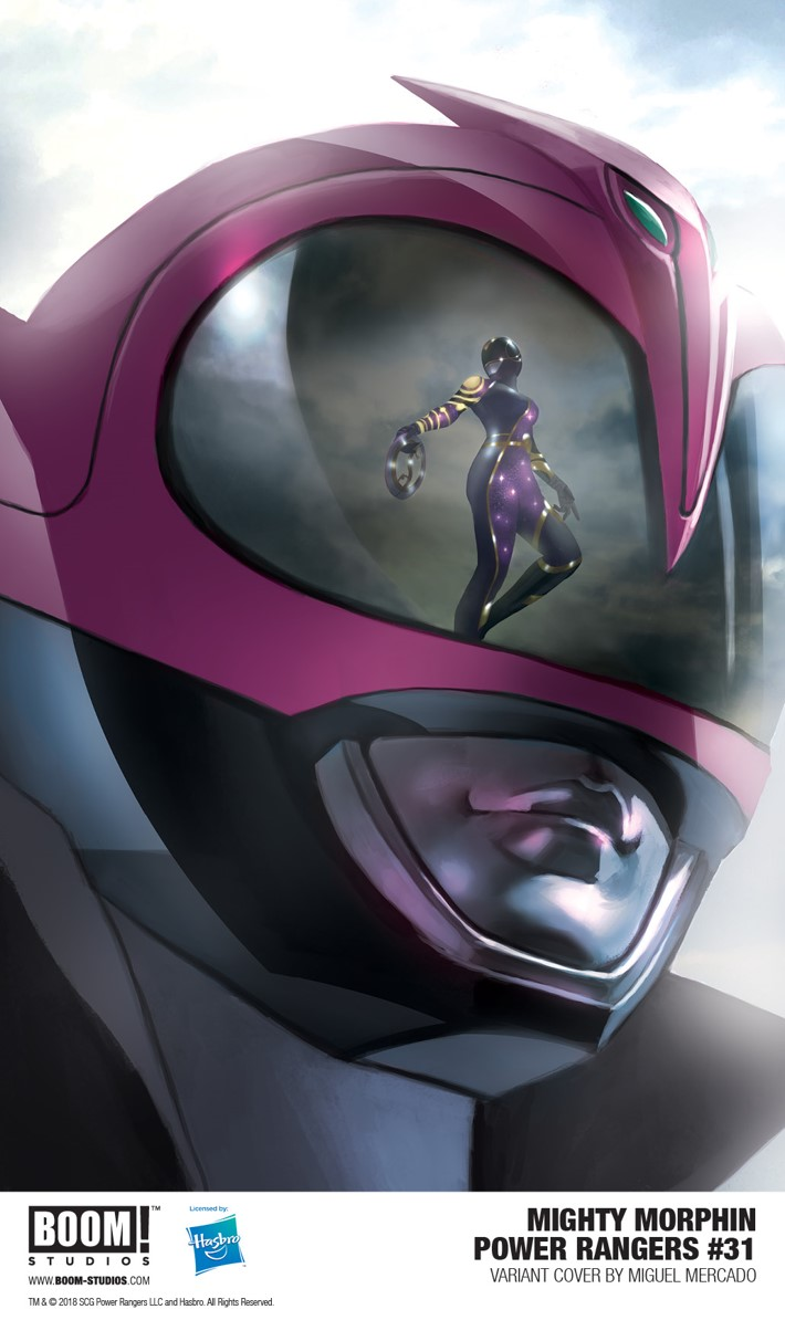 MMPR_031_B_Variant1_PROMO First Look at BOOM! Studios' MIGHTY MORPHIN POWER RANGERS #31