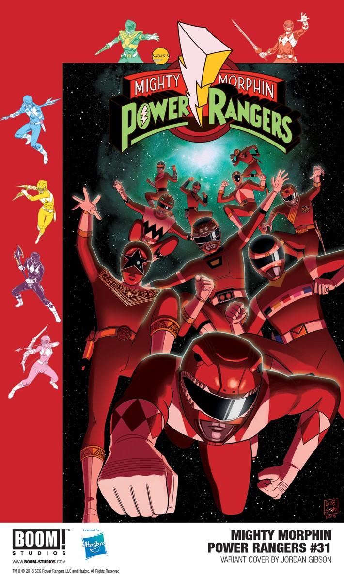 MMPR_031_C_Variant2_PROMO First Look at BOOM! Studios' MIGHTY MORPHIN POWER RANGERS #31