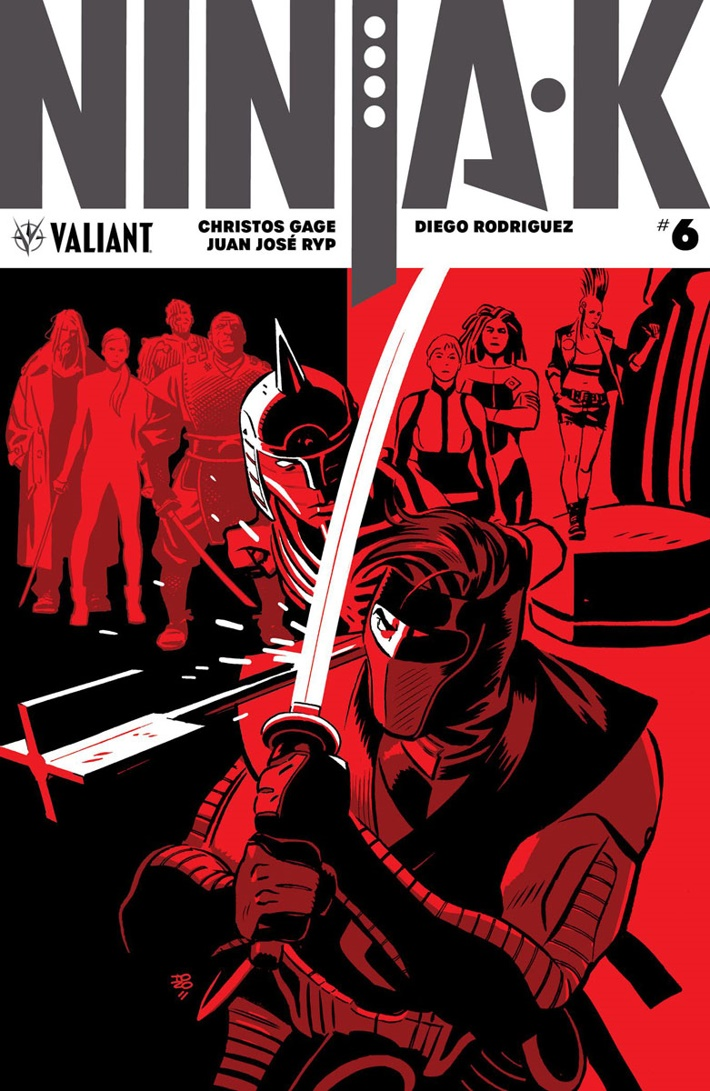 NINJA-K_006_COVER-A_ZONJIC First Look at Valiant Entertainment's NINJA-K #6