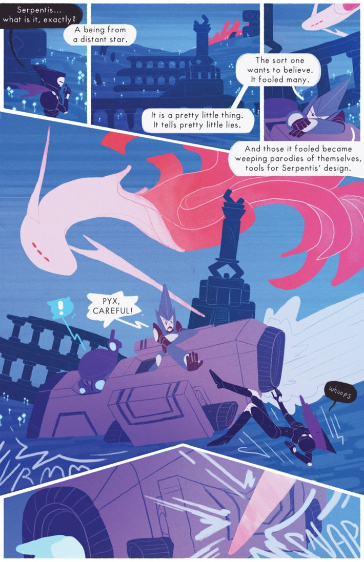 OPHIUCHUS-21sm_c6815a0147f8285e3b5042ebb3626151 Teen webcomic OPHIUCHUS to debut in print this August