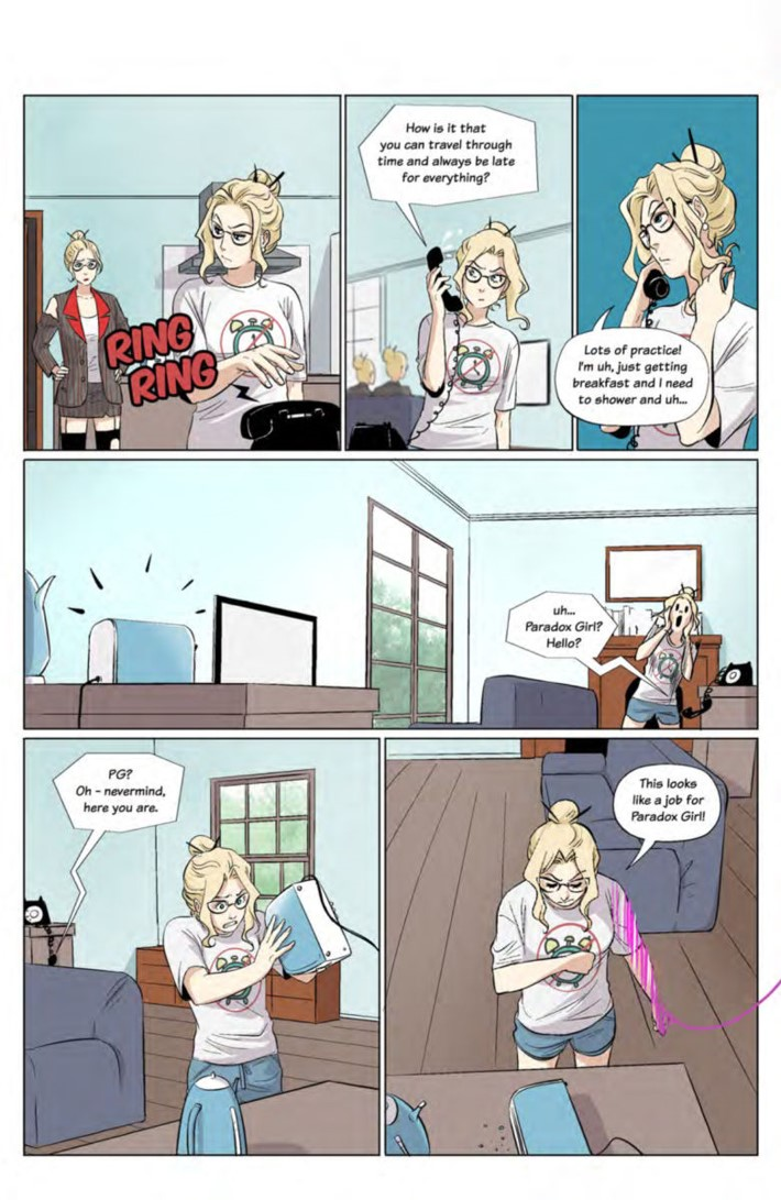 ParadoxGirl_v1_Preview_Page_010_c6815a0147f8285e3b5042ebb3626151 First Look at Image Comics/Top Cow Productions' PARADOX GIRL VOLUME 1 TP