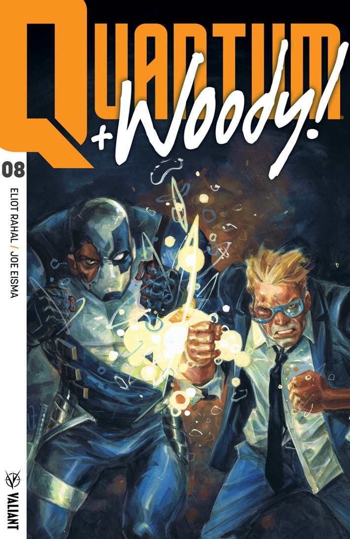 QW2017_008_COVER-A_FOWLER First Look at Valiant Entertainment's QUANTUM AND WOODY! (2018) #8