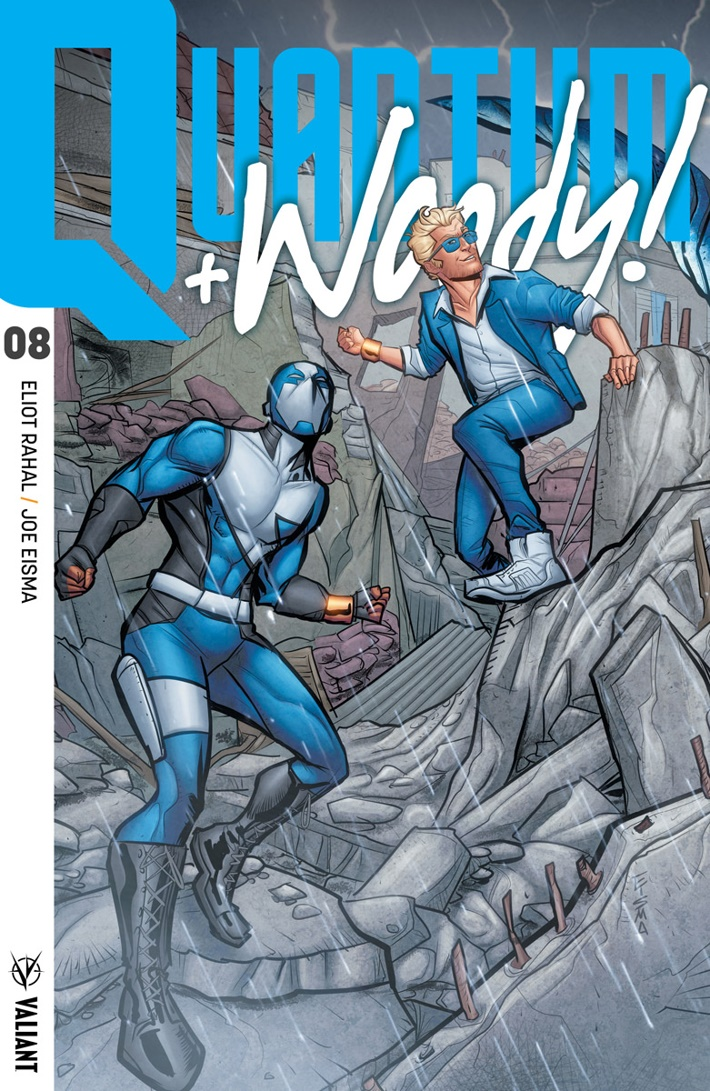 QW2017_VARIANT-INTERLOCKING_EISMA First Look at Valiant Entertainment's QUANTUM AND WOODY! (2018) #8