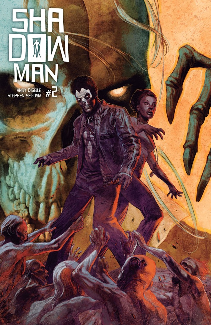 SM2018_002_COVER-B_GUEDES Second Look at Valiant Entertainment's SHADOWMAN (2018) #2