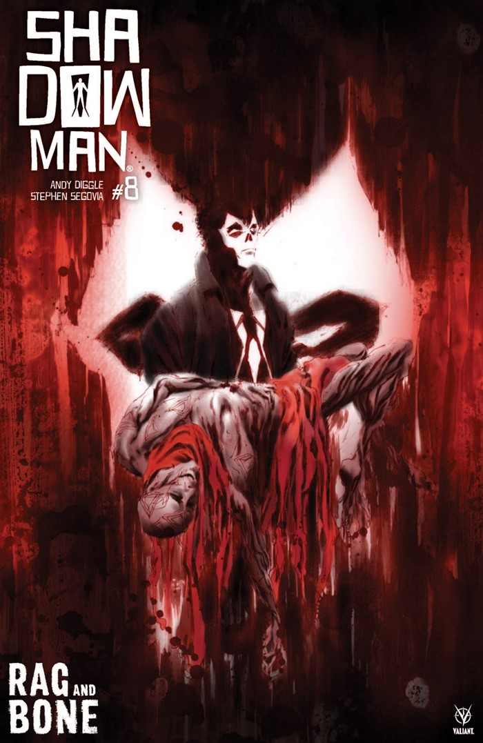 SM2018_008_COVER_GRANT Valiant reveals yearlong roadmap for Andy Diggle's SHADOWMAN
