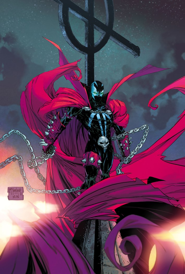 SPAWN_286_Matthew_Wilson_cover_D #WeBelieve in Colorists Appreciation variants for SPAWN #286 revealed