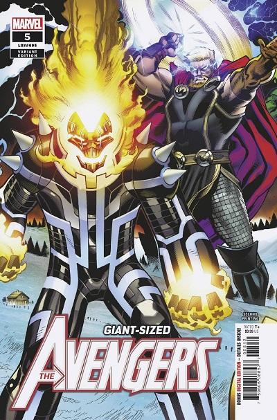 STL099400 ComicList: Marvel Comics New Releases for 08/29/2018