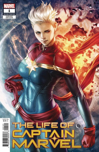 STL099405 ComicList: Marvel Comics New Releases for 08/29/2018