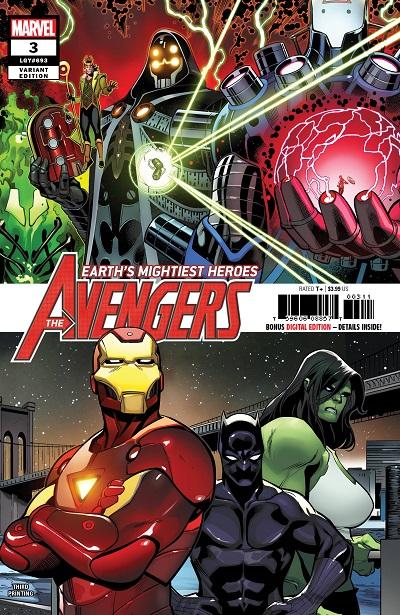 STL101012 ComicList: Marvel Comics New Releases for 09/12/2018