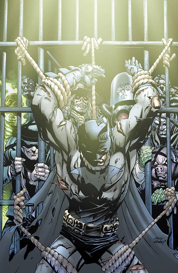 STL117485 DC Comics announces new contents for BATMAN #70