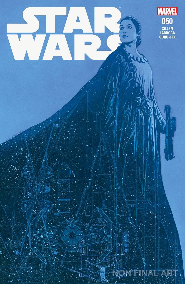 STWARS50 STAR WARS #50 starts Kieron Gillen's biggest story ever