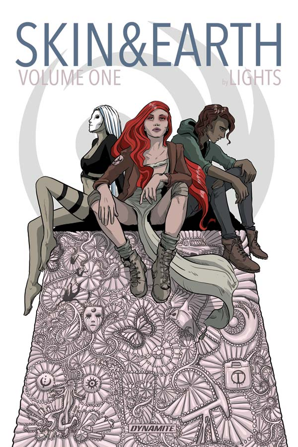 SkinEarthTPBA SKIN&EARTH to be collected in hardcover special edition