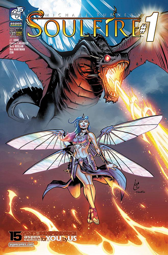 Soulfire-Aspen_1 Aspen Comics reveals third wave of 15th anniversary new releases