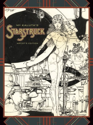 Starstruck_AE-Cover ComicList: IDW Publishing New Releases for 03/22/2017