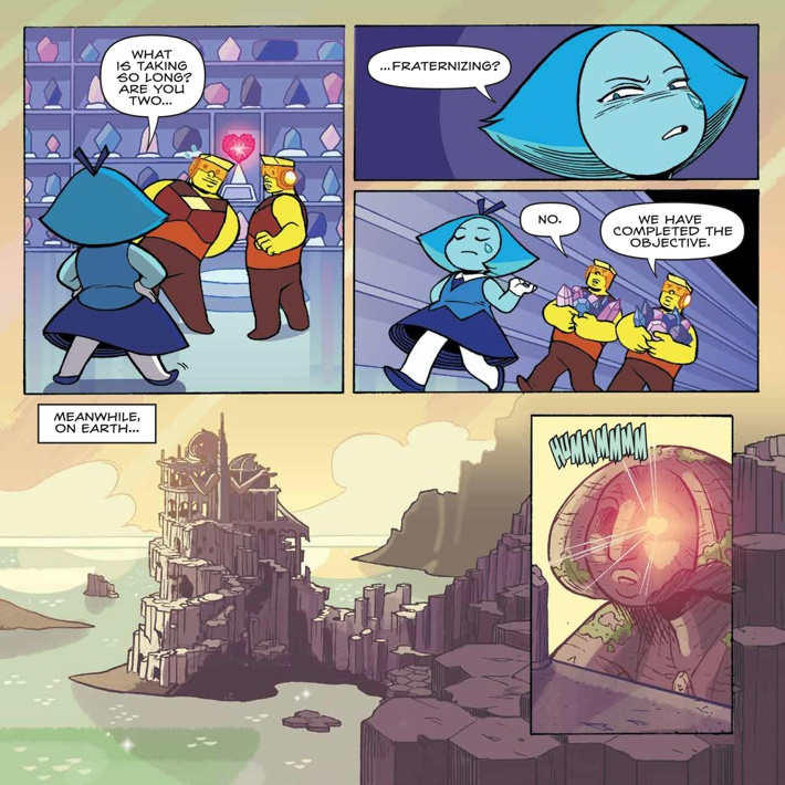StevenUniverse_Harmony_001_PREVIEW3_PREVIEW First Look at BOOM! Studios' STEVEN UNIVERSE HARMONY #1