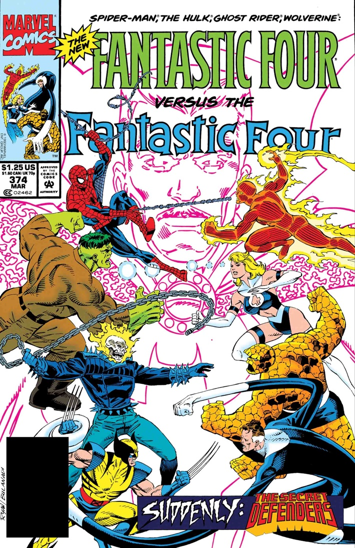 TB_FF_FF_VS_FF The First Family returns in TRUE BELIEVERS: FANTASTIC FOUR reprints