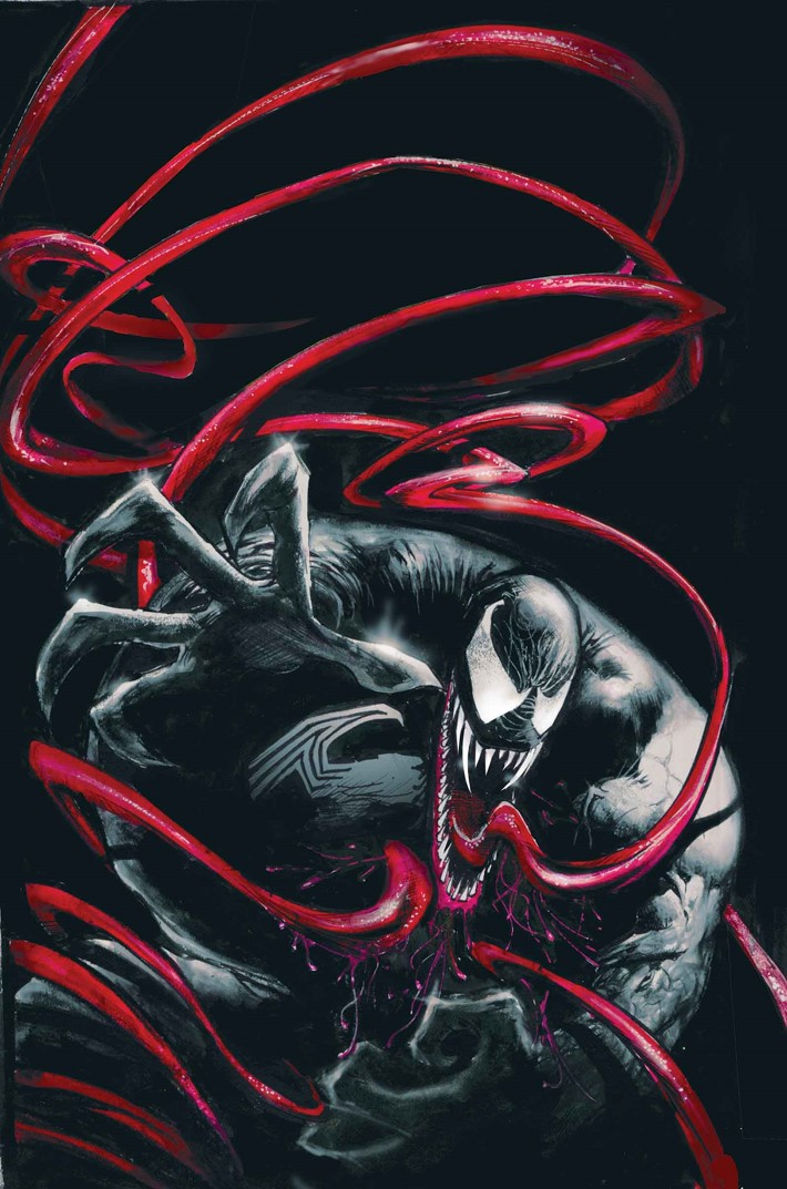 TB_VENOM001_2003 TRUE BELIEVERS suffer ABSOLUTE CARNAGE this July