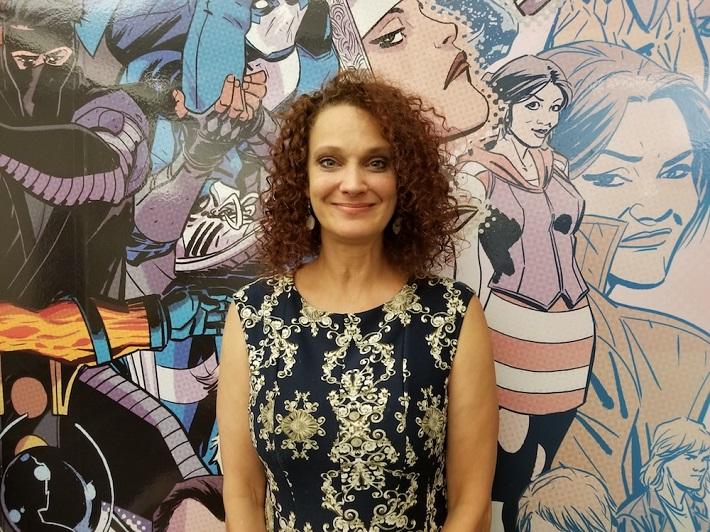 VALIANT_LYSA_HAWKINS_BIO Lysa Hawkins joins Valiant Entertainment as an Editor
