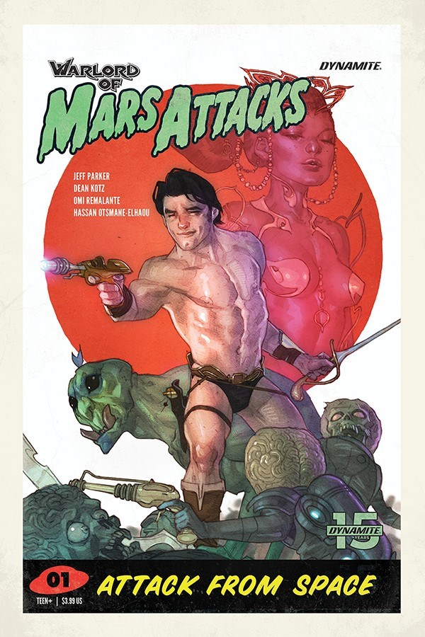 WoMarsAttacks-001-01041-D-Caldwell WARLORD OF MARS ATTACKS to feature Martian on Martian violence