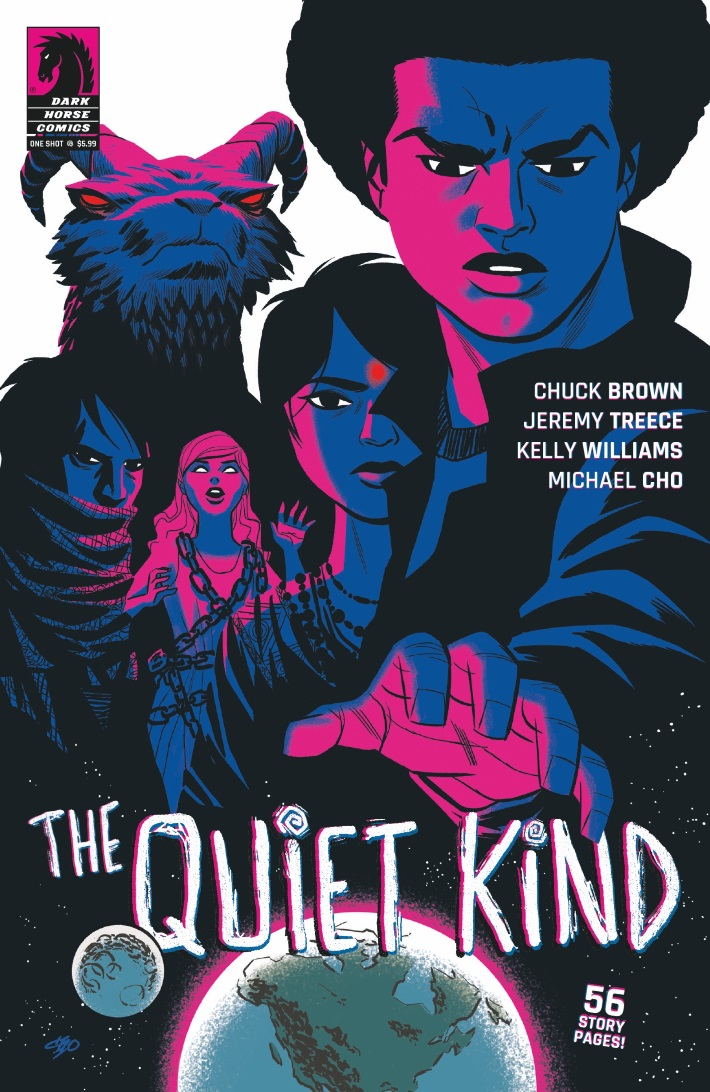 quietkindcov The best monsters and heroes are THE QUIET KIND
