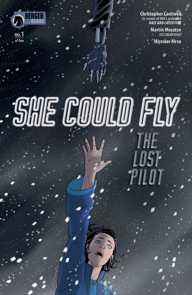 shecouldflycov She Could Fly returns April 2019 with THE LOST PILOT